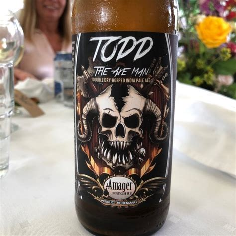 Todd - The Axe Man (Surly Release) - Surly Brewing Company
