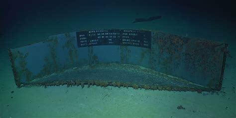 Wreck Of USS Lexington Found After 76 Years; Ship Was