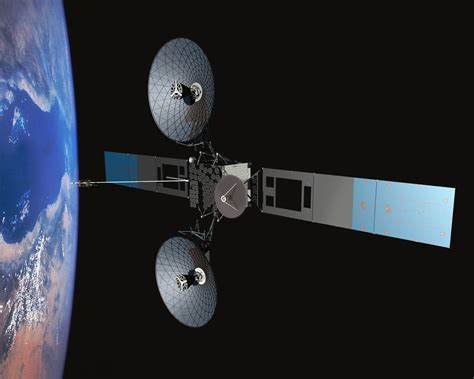 Tracking and Relay Data Satellite (TDRS) Project | NASA