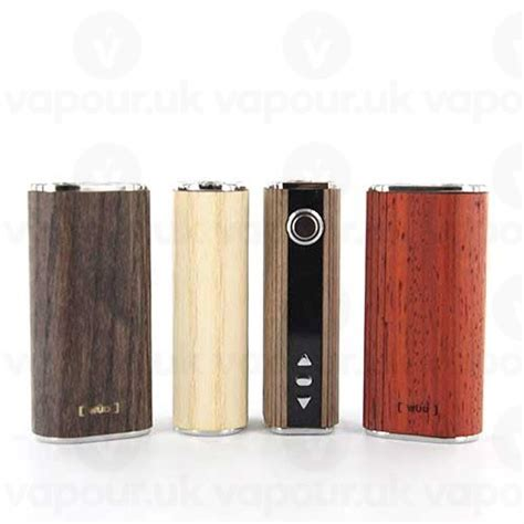 Buy WUD real wood skin iStick TC 40W | Vapour