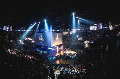 The 2019 LCS Spring Split finals peaked at 600,000 viewers