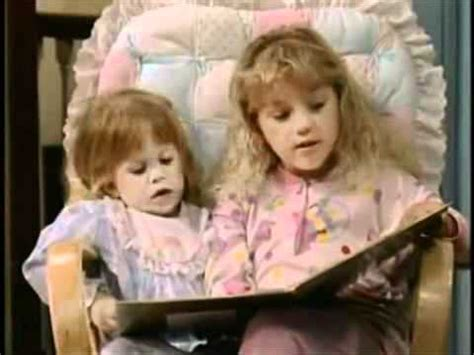 Stephanie and Michelle Tanner - When You Kiss Me - YouTube