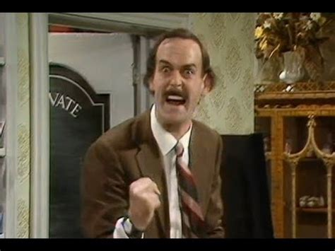 Fawlty Towers: Bastard! - YouTube