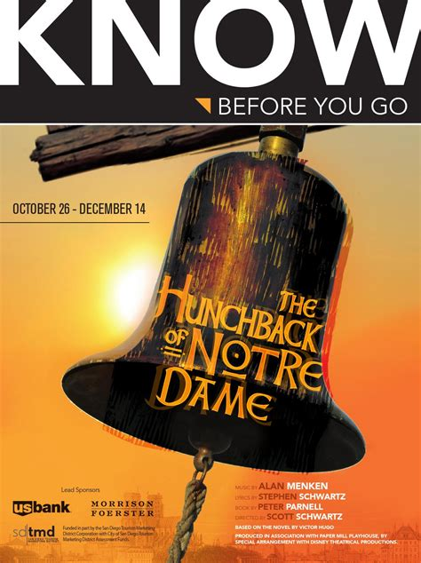 The Hunchback of Notre Dame - Know Before You Go by La