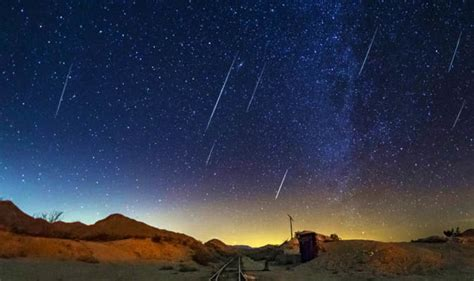 Perseid meteor shower 2018: How to watch the meteor shower