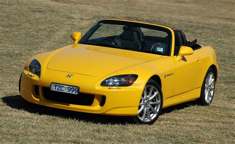 Yes, a 'new' Honda S2000 was sold in Australia last month