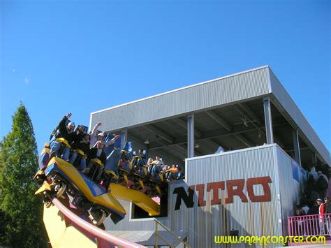 Nitro in Six Flags Great Adventure : informations, photos