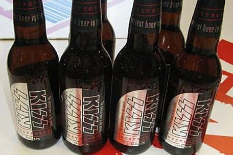 Heavy Metal Beers: Porters for the Criminally Insane