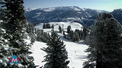Freeriding in Mayrhofen with Ski school SMT - YouTube