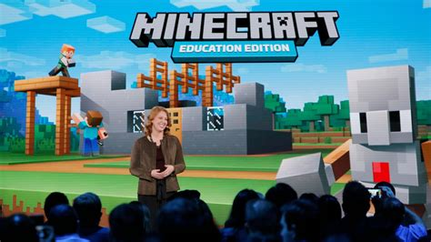 Microsoft releases Minecraft: Education Edition for the