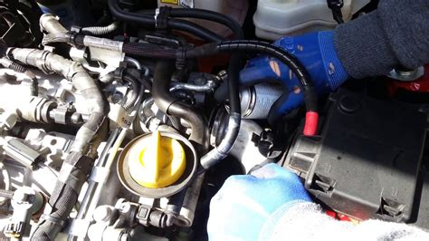 Inlet cleaning