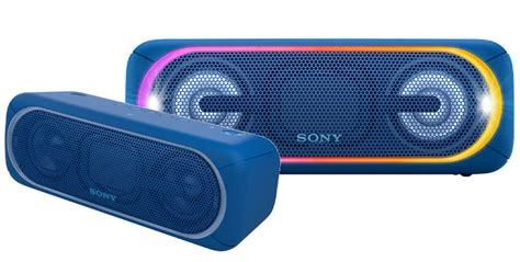 Sony Extra Bass wireless speakers and headphones launched