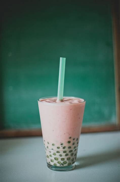 9 Bubble Tea Recipes to Quench Your Obsession   Brit + Co