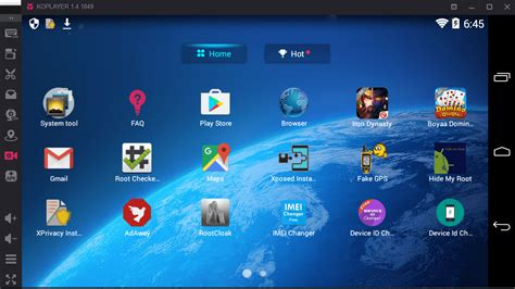 Best free Android emulators for Windows 10/8
