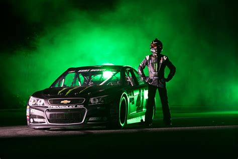 """Kurt Busch """"Unleashed"""" by Monster Energy - YouTube"""