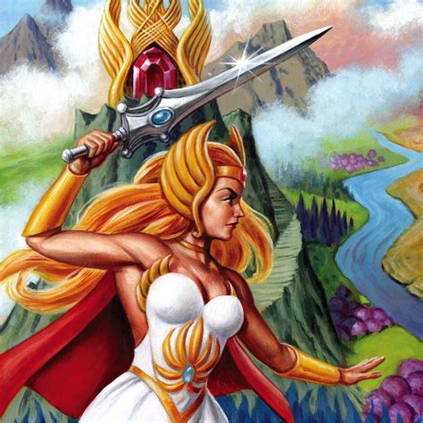 She-Ra and Hordak ReAction 2-Pack SDCC 2018 Exclusive