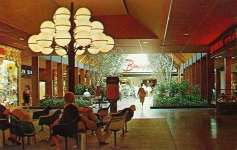 Malls of the 1970's - the future of retail! | ALPHABET CITY