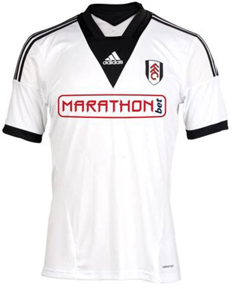 Fulham 13-14 (2013-14) adidas Home and Away Kits Released