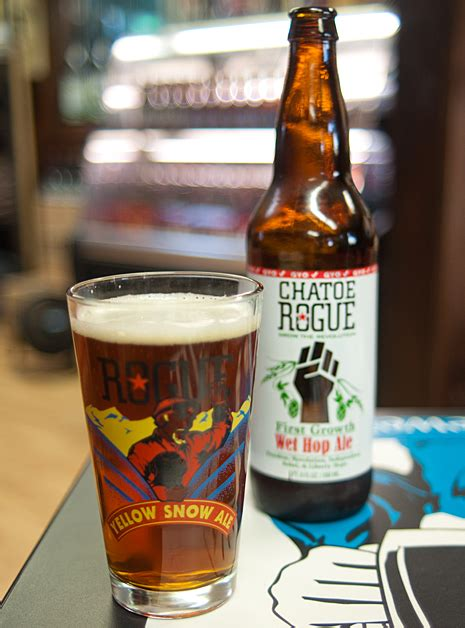 Chatoe Rogue Hop & Heritage Festival:Fresh Hop Beer at the