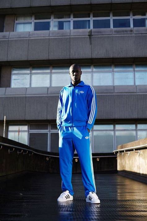 Stormzy for Adidas AW15   Street fashion photography