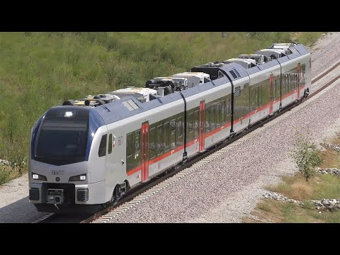 Stadler to develop first Hydrogen-powered train in the US