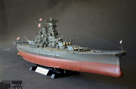 The Ship Model Forum • View topic - IJN YAMATO - 1/350 by