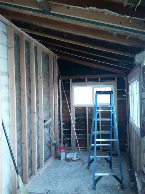ideas for lighting a room with a sloped ceiling