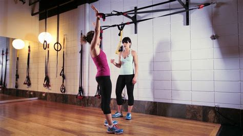 TRX Workouts - Daily Routine Fitness