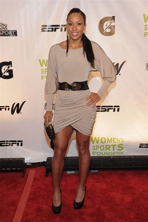 Monica Hargrove in 32nd Annual Salute To Women In Sports