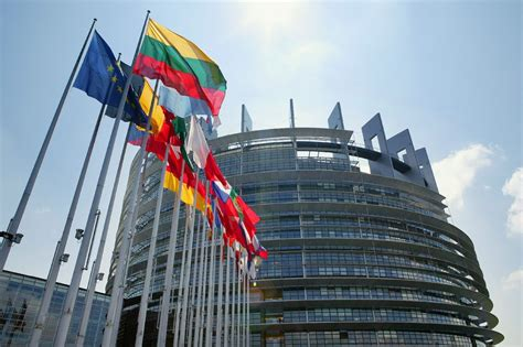 EU Parliment - Strasbourg - here's an interesting one- the