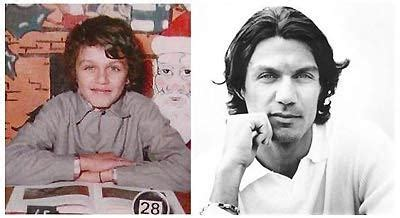 Footballers Baby Pics : Hunks Were Cute Then – I