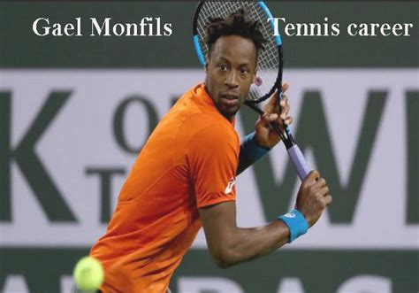 Gael Monfils tennis player, net worth, family, wife and age