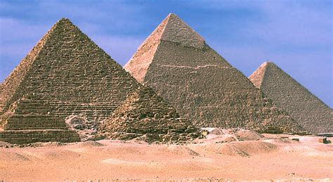 The Seven Wonders of the Ancient World (The Pyramid of