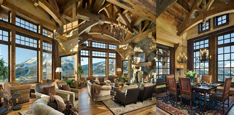 Cedar View Lodge, Handcrafted Timber Frame Home