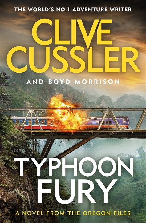 Clive Cussler Book Collecting: The Oregon Files