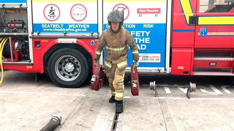 Video - Equipment carry exercise