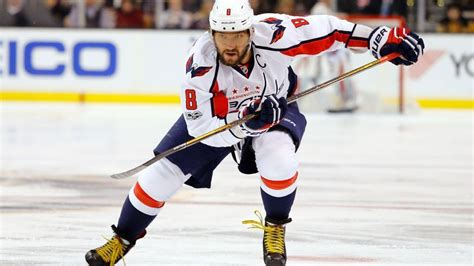NHL -- 2017 Stanley Cup - Past not haunting Alex Ovechkin