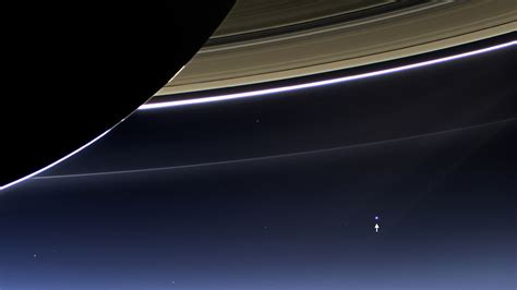 NASA Releases Images of Earth Taken by Distant Spacecraft