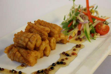 The Perfect Salt and Pepper Squid | The Passionate Foodie