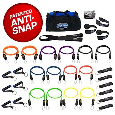 Buy Bodylastics Resistance bands and have your own home